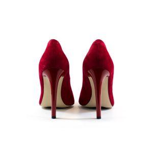 Туфли модельные BEST BUT 7118534/773  КРАСНЫЕ