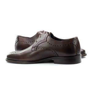 Мужские Туфли модельные Нубук/Кожа BADURA * 7799/912