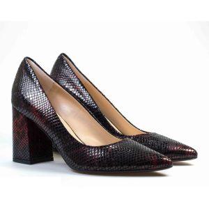 Туфли модельные SOLO FEMME 75403-79-G75/E45