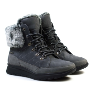Ботинки STEPTER 6304 СЕРЫЕ