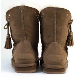 Ботинки VITTO ROSSI DOF041732-2 КОРИЧНЕВ