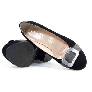 Женские Туфли модельные Замша ANNMEX * 6069