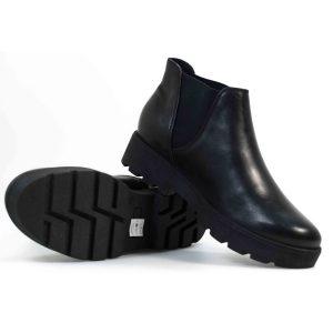 Ботинки BUT S 026-H16 КОЖАНЫЕ