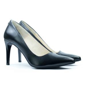 Женские Туфли модельные Натур. Кожа STEPTER * 5630 ЧЁРНЫЕ