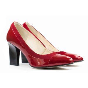 Туфли модельные STEPTER 5730 КРАСНЫЕ