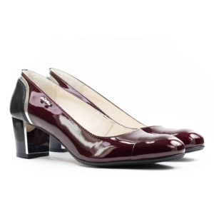 Туфли модельные STEPTER 5286 бордо