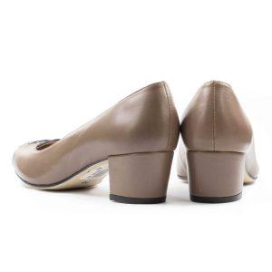 Женские Туфли модельные Натур. Кожа PAMAR * 2398 КОРИЧНЕВЫЕ