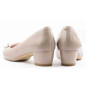 Туфли модельные ANNMEX 7433 БЕЖЕВЫЕ
