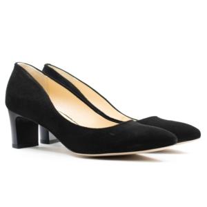 Женские Туфли модельные Замша AMORE * 600