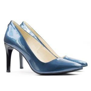 Туфли модельные STEPTER 5630 ГОЛУБЫЕ