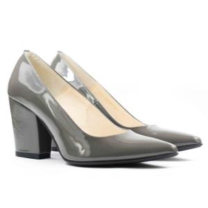 Туфли модельные STEPTER 5634 СЕРЫЕ