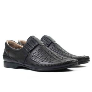 Мужские Туфли комфорт Натур. Кожа KADAR * 1164425