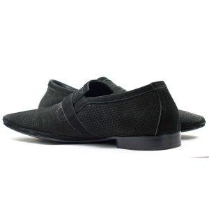 Мужские Туфли модельные Нубук VITTO ROSSI * VR923-2F1