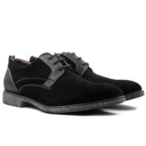 Мужские Туфли модельные Замша VITTO ROSSI * 1102A14