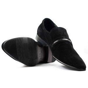 Мужские Туфли модельные Замша VITTO ROSSI * 0901-7-A16