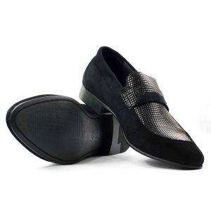 Мужские Туфли модельные Замша VITTO ROSSI * 2525-02-1034