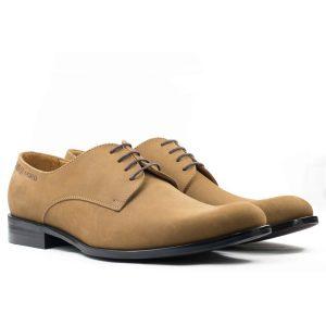 Мужские Туфли модельные Нубук NORD * 7533