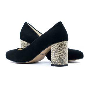 Женские Туфли модельные Замша STEPTER * 6553