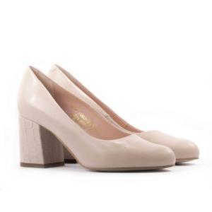 Женские Туфли модельные Натур. Кожа BEST BUT * 7002707/001 БЕЖ+КРОК