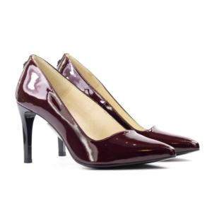 Туфли модельные STEPTER 5630 БОРДОВЫЕ