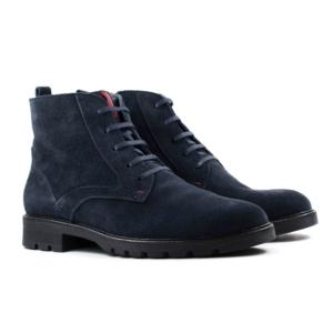 Ботинки STEPTER 5792 СИНИЕ