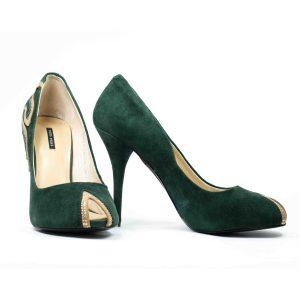 Женские Туфли модельные Замша VITTO ROSSI * SY533-22-L203