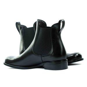 Женские Ботинки Натур. Кожа 7MIL * 316-1363K