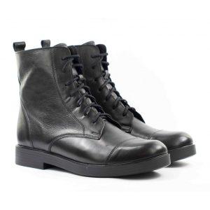 Женские Ботинки Натур. Кожа 7MIL * 862166D