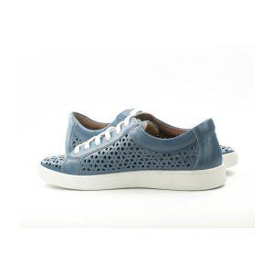 Мокасины STEPTER stepter-6835-голубые