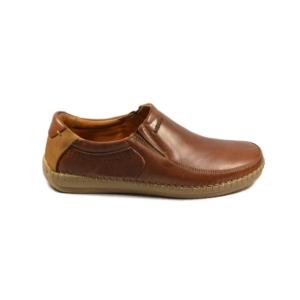 Мужские Туфли комфорт Натур. Кожа BADURA * 6265-521