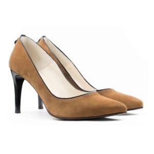 Туфли модельные STEPTER 5975 СВЕТЛКОРИЧНЕВЫЕ