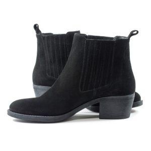 Ботинки STEPTER stepter-7018-чёрные