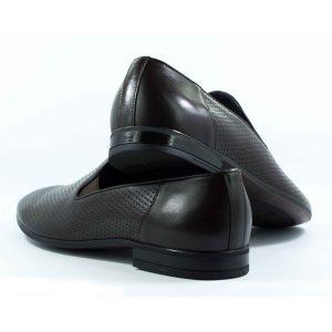 Туфли модельные STEPTER 6070 КОРИЧНЕВЫЕ