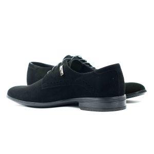 Туфли модельные STEPTER 6385 ЗАМШЕВЫЕ