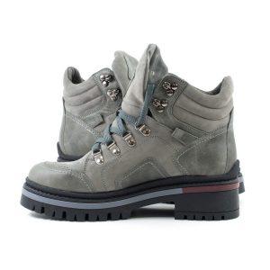 Ботинки STEPTER stepter-7085-серые