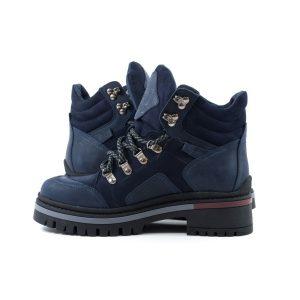 Ботинки STEPTER stepter-7085-синие